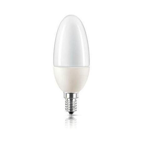 Świetlówka energooszczędna Philips  Softone  5W  E14