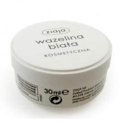 Wazelina kosmetyczna biała Ziaja 30ml