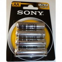 Bateria R6 Sony SUM-3NU-B4 blister