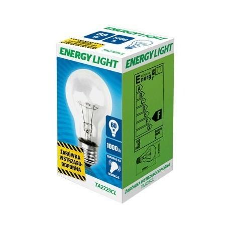 Żarówka tradycyjna mleczna 40W Energy Light