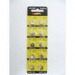 Baterie zegarkowe AG12 / LR43 / 386 Energy Cell /10
