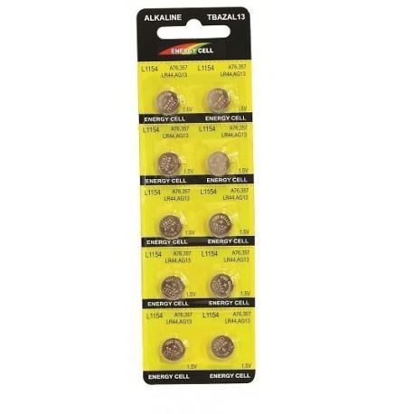 Baterie zegarkowe AG13 / LR44 / 357 Energy Cell /10
