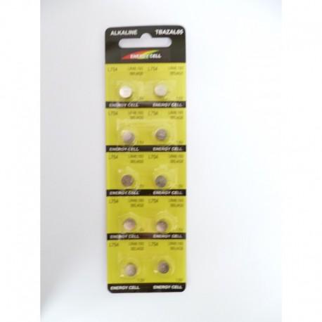 Baterie zegarkowe AG 6 / L921 / 371 Energy Cell /10