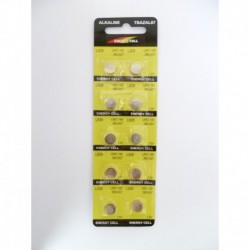 Baterie zegarkowe AG 7 / L927 / 395 Energy Cell /10