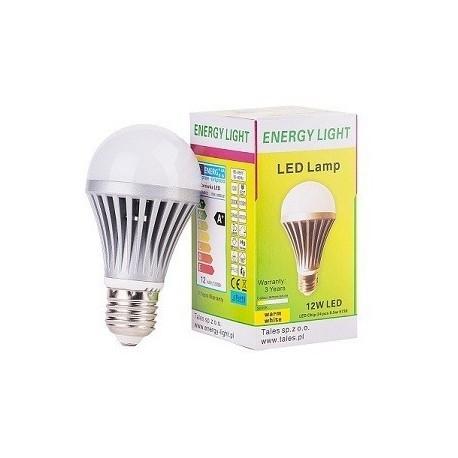 Żarówka ledowa 12W / 80W E27 Energy Light LED
