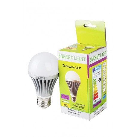 Żarówka LED 10W / 60W  E27 Energy Light