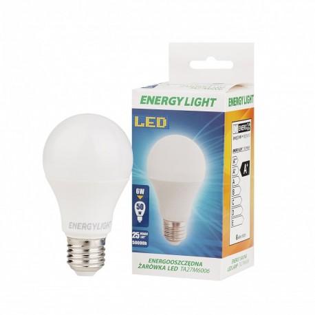 Żarówka LED 6W / 50W E27 470 lumenów