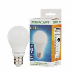 Żarówka LED E27   8W/ 65W barwa ciepła  640 lumenów