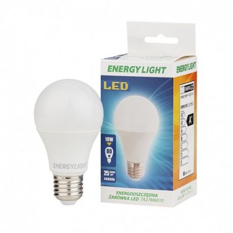 Żarówka LED  E27  10W / 80W barwa ciepła 806 lm 240°