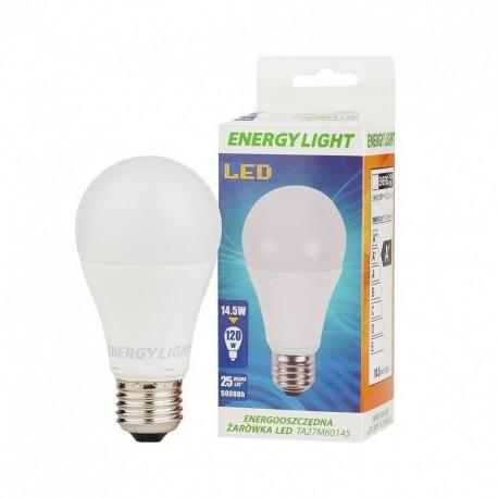 Żarówka LED E27 14,5 W / 120W barwa ciepła 1180 lumenów