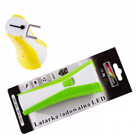 Latarka ładowalna LED Energy Light RFL10-3501  150m