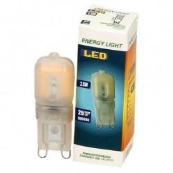 Żarówka LED G9 2,5W  Energy Light TAG9P25 ledowa