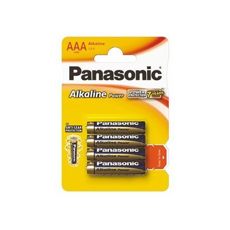 Bateria LR03 Panasonic Power Alkaliczna