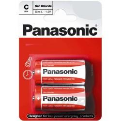 Bateria R-14 Panasonic blister