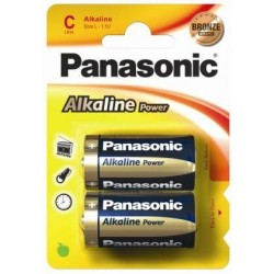 Bateria Panasonic Alkaline Power LR14