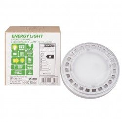 Żarówka LED AR111 GU10 230V 11W - ciepła ledowa